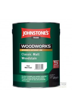 Johnstone's Matt Woodstain Антисептик