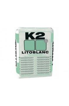 Клей для укладки мозаики Litokol Litoblanc K2