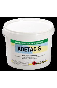 Adesiv ADETAC S Акриловый клей для рулонных ПВХ покрытий